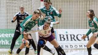 Herning-Ikast har med sejren gode muligheder for at nå semifinalerne.