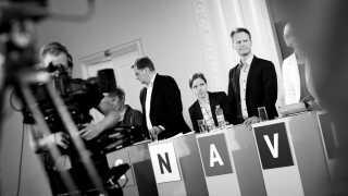 Der er flere gengangere blandt spidskandidaterne fra valget i 2014, blandt andre Rina Ronja Kari (tv.) fra Folkebevægelsen mod EU og Jeppe Kofod (th.) fra Socialdemokratiet.