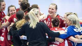 Hjemmeholdet Team Esbjerg vandt over København Håndbold i lørdagens anden semifinale.