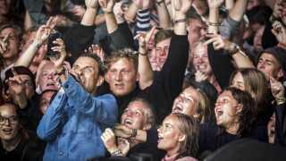 Nephew vender tilbage til Smukfest i år, men festivalen er for længst udsolgt. Til gengæld kan du opleve bandet både i Jelling og Vig.