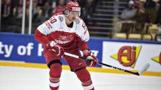Mathias Bau Hansen har ikke spillet en eneste klubkamp i hele sæsonen.