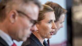 Socialdemokratiet med formand Mette Frederiksen i spidsen præsenterede i dag en økonomisk plan.