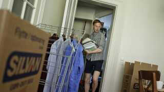 Rigtig mange unge europæere pakker flyttekassen og slår sig ned i et andet EU-land for at studere eller arbejde.