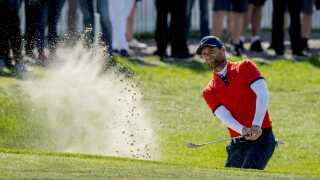 Det sidste halvandet år har været fyldt med opture for golfspilleren Lucas Bjerregaard.