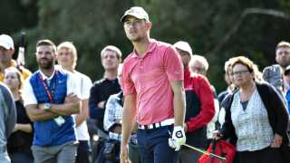 Jeff Winther spillede uden den store risiko i vinden og endte på 18.-pladsen i Made in Denmark.