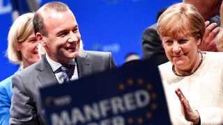 Webers mange år i Bruxelles kan ramme ham i nakken.