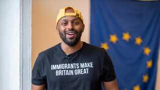 Magid Magid har gjort meget for at skille sig ud som borgmester i Sheffield. Den 29-årige brite er blandt jokerne, der er valgt ind i det nye EU-Parlament.