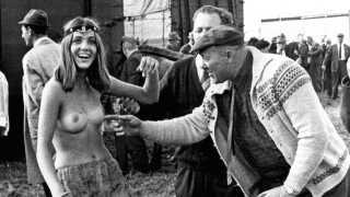 I en kort periode smeltede hippiebevægelsen og idealet om den udsvævende seksualitet sammen med pornobranchen.