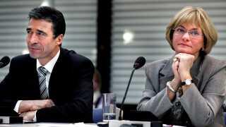 Anders Fogh Rasmussen og Pia Kjærsgaard har begge spillet en hovedrolle i de seneste manges års udlændingepolitik.