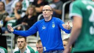 Skjerns træner Ole Nørgaard stopper nu i klubben.