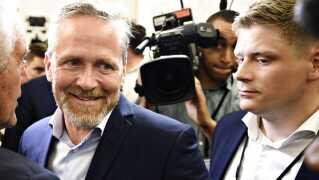 Anders Samuelsen er hverken LA-leder eller folketingsmedlem længere.