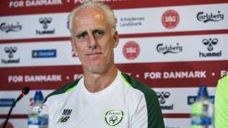 Mick McCarthy er ny mand i spidsen for det irske fodboldlandshold.