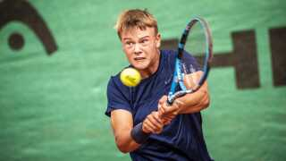 Holger Rune vandt lørdag juniorernes French Open.