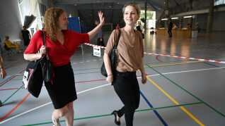 Både Rosa Lund (t.v.) og Pernille Skipper fik gode valg.