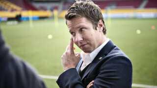 Direktør for FC Nordsjællands akademi, Jan Laursen.