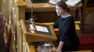 Debat i Stortinget
