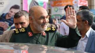 Brigadegeneral Hossein Salami understregede torsdag, at Iran ikke er interesseret i en krig med et andet land.
