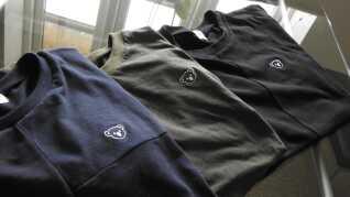 Produktionen af det første tøj er kun lige begyndt, men de fire drenge håber, at konceptet kan vokse.