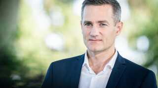 Rasmus Jarlov er Grønlandsordfører for Det Konservative Folkeparti.