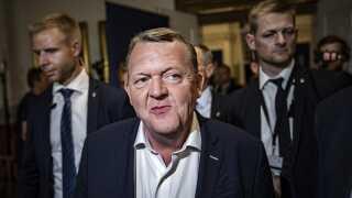 Lars Løkke Rasmussen siger, at det var en én-til-én-sammenhæng mellem hans udmelding om et SV-samarbejde og Venstres fremgang ved seneste folketingsvalg.