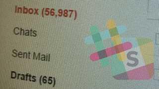 Slack kan gøre den interne kommunikation på arbejdspladsen mere smidig og nedbringe emailbyrden.