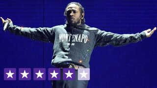 Pelle Peter Jensen kvitterer med 5 stjerner til Kendrick Lamar efter gårsdagens koncert i Royal Arena.