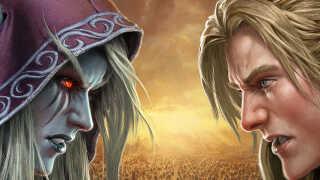 Rollespillet 'World of Warcraft' er på listen. Dette billede er fra den seneste udvidelsespakke til spillet, der hedder 'Battle for Azeroth'.