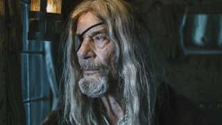 Baard Owe spiller hovedrollen i 'Christian IV - Den sidste rejse', der er instruktør Kasper Kalles debutfilm.