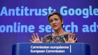 Margrethe Vestager har været EU's konkurrencekommissær siden 2014. Nu kan hun være på vej videre mod en mere magtfuld post.