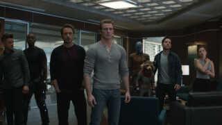 Sidste nat med kliken. 'Avengers: Endgame' er kulminationen på Marvel Cinematic Univers, der består af i alt 22 film.