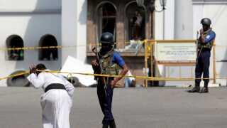 Sri Lanka er i undtagelsestilstand, og militæret har fået flere beføjelser.