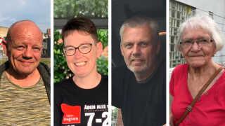 Flere tidligere DF-vælgere er skuffet over Dansk Folkepartis ageren i den seneste valgperiode.