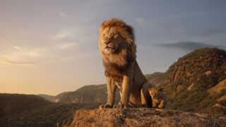 Den nye 'Løvernes konge' minder meget om den første udgave. Den er bare kedeligere, mener anmelder.