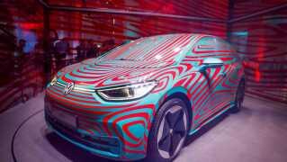 Volkswagens elektriske bil ID3.