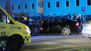 Den verserende bandekonflikt kostede i mandags sit første dødsoffer, da en 22-årig døde, efter der blev skudt mod den bil, han og to andre befandt sig i i Ishøj.