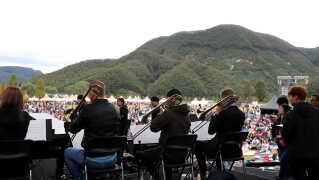 DR Big Band i Sydkorea.