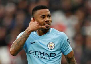 Mange klubber drømmer uden tvivl om at få fat i Gabriel Jesus, der er ejet af Manchester City