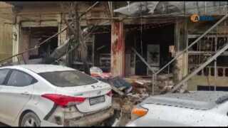 I alt fire amerikanere blev dræbt i det selvmordsangreb, der blev udført i byen Manbij den 16. januar.