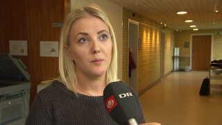Kia Roger Jensen var mødt op til borgermøde i Dianalund.