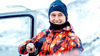 """- Da jeg begyndte at sige til folk, at jeg gerne ville lave en Ironman på Antarktis, sagde folk til mig, at det lyder """"crazy"""", og det kan ikke lade sig gøre."""