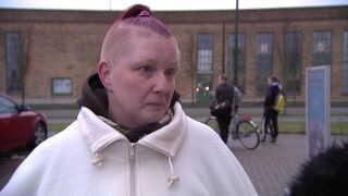 Maria Blaiton, langtidssygemeldt, vil have bremset den illegale indvandring i Sverige.