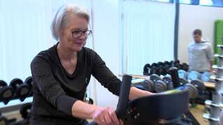 For Birgit Kristensen har det haft stor betydning, at hun selv har haft indflydelse på sin rolle på arbejdspladsen. - Nu ved jeg, hvorfor jeg går på arbejde, siger hun.