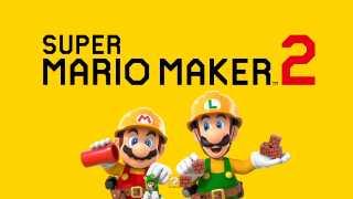 Mario og Luigi står klar til at hjælpe dig med at bygge dine egne baner i 'Super Mario Maker 2'.