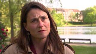 Alternativet tilslutter sig kravet om en bindende klimalov, forsikrer gruppeforperson Carolina Magdalene Maier.