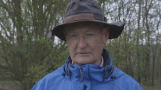 Richard Gordon, som er formand for Venner af Burgess Field, og som siden januar 2018 har arbejdet for at gøre området i Oxford, der ligger ud til Themsen, til grønt og frodigt område.