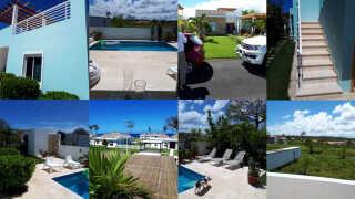 Dette hus i Den Dominikanske Republik tilhørte den hovedmistænkte i sagen fra Videbæk.