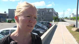 Louise Høst, direktør i Metroselskabet, erkender, at der har været for mange ulykker på byggeriet.