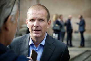 Michael Juul Eriksen er forsvarsadvokat for manden (arkivfoto).