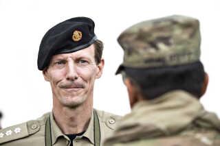 I 2015 blev prins Joachim udnævnt til oberst af reserven i Hæren. Hans militære karriere begyndte i 1987 som rekrut i Dronningens Livregiment.