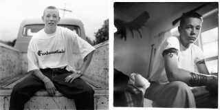 I Buck Angels ungdom var der ikke mange lyspunkter. Hans identitetsudfordringer ledte ham ud i druk, narko og prostitution, og han brugte mange år på at forsøge at gemme sig væk i en verden fyldt med kokain og tilfældige blowjobs på mænd, der gav ham penge for det.